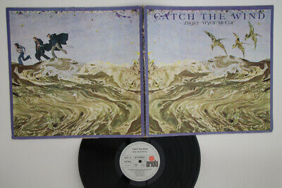 LP/GF BIGLER �E WYETT �E MCCUE Catch The Wind 89345OT ARIOLA GERMANY Vinyl