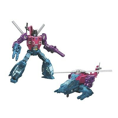 Transformers Generations War For Cybertron SIEGE Deluxe WFC-S48 Spinister Figure