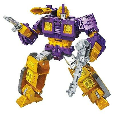 Transformers Generations War For Cybertron SIEGE Deluxe WFC-S48 Impactor Figure