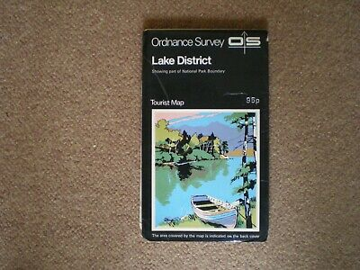 O S Map Lake District