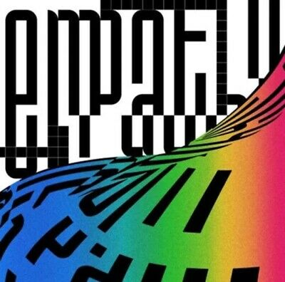 ✨Nct 2018 Empathy✨ Reality Version Cd Album - Sealed With Original Full Contents