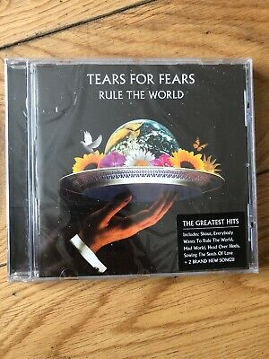 Tears For Fears Rule The World The Greatest Hits [ New Cd ]