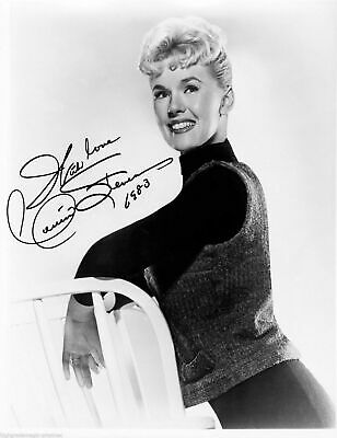 Connie Stevens Signed Autographed 8X10 Hand Dated Signature 1983 With Coa
