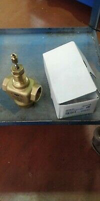Honeywell 3 Way Valve XP32-16 / V5013R1073 Med Pressure Hot Water 32mm - Brass