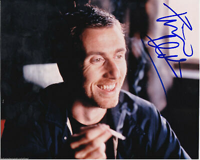 Tim Roth Autographed Signed 8X10 Color Publicity Press Photo Smoking