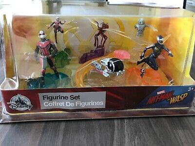 Disney Marvel Ant-Man and the Wasp Exclusive 6-Piece  Figure Play Set