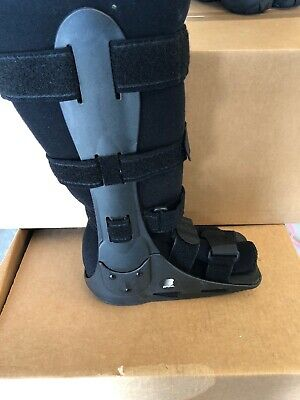 ANKLE MEDICAL BOOT Walking Cast Foot/Ankle Fracture Brace Splint