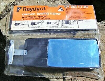 Vintage Raydyot M401 Caravan Towing Mirror - Endorsed By Design Centre London