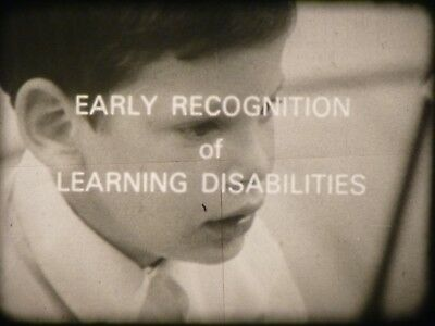 Old Enough But Not Ready Early Recognition Of Learning Disabilities 1969 16mm