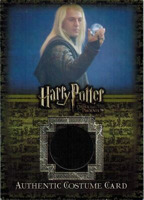 ~Harry Potter Order of the Phoenix: Costume Card of Lucius Malfoy 246/625 C11