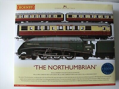 Hornby R2435 'The Northumbrian' - Limited Edition With Cert.