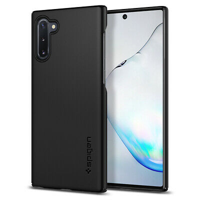 Galaxy Note 10, Note 10 Plus/10 Plus 5G Case Spigen® [Thin Fit] Protective Cover