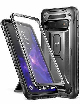 Samsung Galaxy S10 2019 Case Full Body Cover W/ Built in Screen Protector