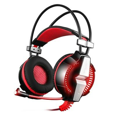 EACH GS700 PRO Gaming Headset HiFi Headphone for PS4 New