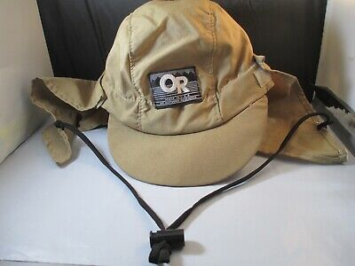 361bc6fdd OUTDOOR RESEARCH HELIOS Sun Hat - Sand - XL - $36.95   PicClick