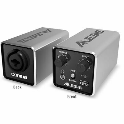 ALESIS CORE 1 Interface de Audio USB
