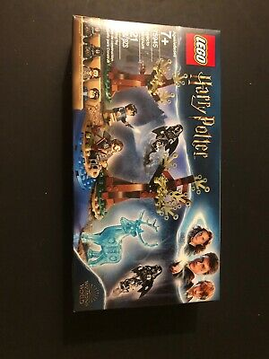 LEGO Harry Potter Expecto Patronum 75945 FREE FAST SHIPPING Petronus Stag NEW 🧙