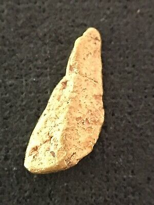 Gold Nugget 0.06 grams West Australian Natural #29
