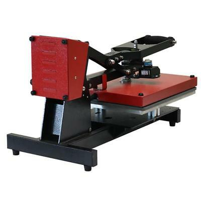 Microtec Clam Heat Press UHP-P Series with Pressure Thread Counter