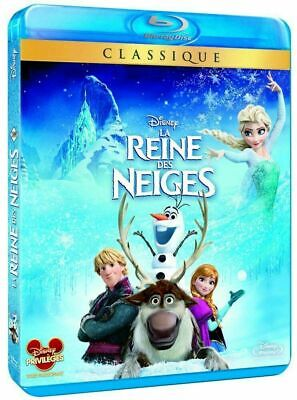blu ray DISNEY La Reine Des Neiges
