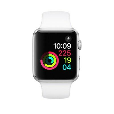 Refurbished Apple Watch Generation 1 38mm / 42mm No iCloud Account Ready to Use