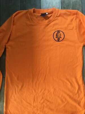 Leeds united replica shirt orange 1971 Size XXL.