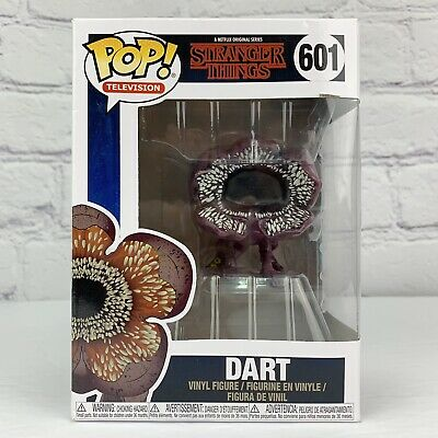 Funko Pop Television Stranger Things Dart 601 Open Mouth Demodog NEW in Box