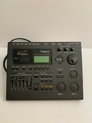 Roland TD-10 Percussion Drum Sound Module Machine Brain Electronic V-Drums