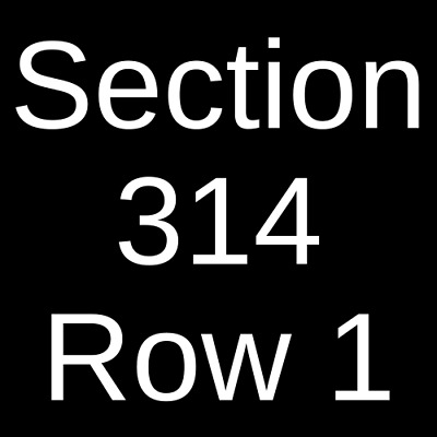 2 Tickets The Chainsmokers & 5 Seconds of Summer 10/4/19 Chicago, IL