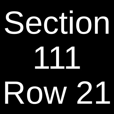 2 Tickets Tampa Bay Buccaneers @ Detroit Lions 12/15/19 Ford Field Detroit, MI