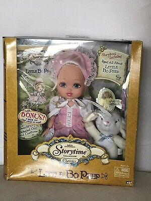 Vintage little Bo peep Storybook Doll storytime collection
