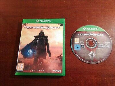 Xbox one technomancer the disc is in excellent condition free UK post