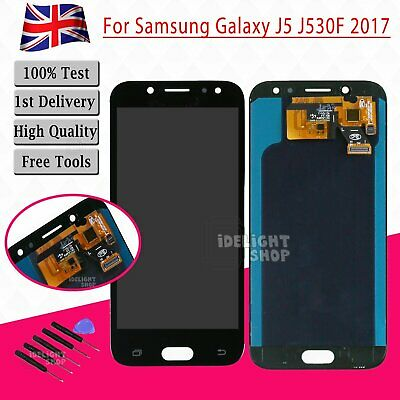 For Samsung Galaxy J5 J530F 2017 Screen Replacement LCD Touch Digitizer Black UK