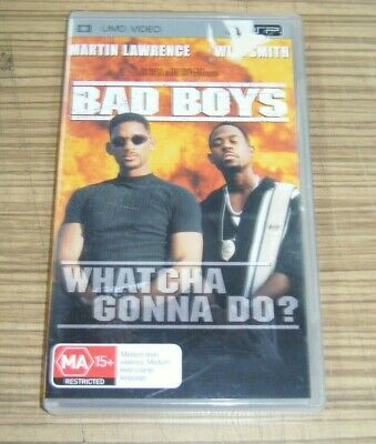 PSP UMD Video - Bad Boys
