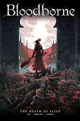 Bloodborne Volume 1 The Death of Sleep