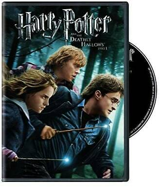 Harry Potter and the Deathly Hallows, Part 1 - DVD - VERY GOOD