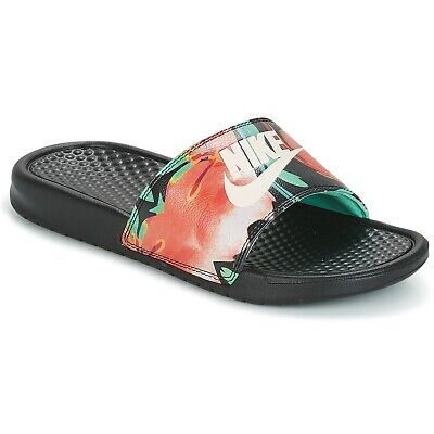 Ciabatte Nike Benassi Just Do It W Multicolore Donna Outlet