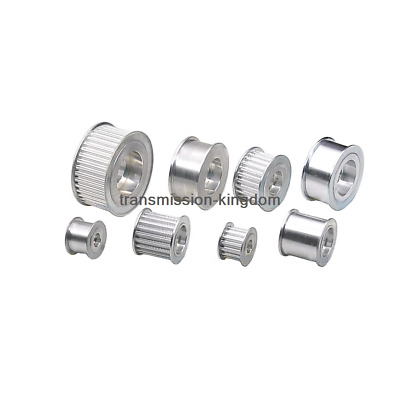5M Idler Timing Pulley Double Side Bearing Synchronous Wheel Width 16/21/27mm