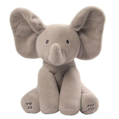 Gund Baby 6051020 Flappy the Animated Elephant Soft Plush Toy