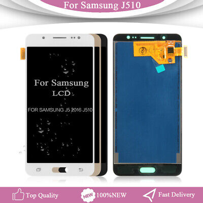 For Samsung Galaxy J5 2016 SM-J510FN LCD Touch Screen Display Digitizer White