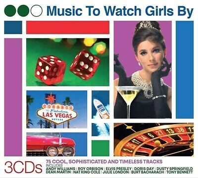 Music to Watch Girls By - Various Artists (Album) [CD]