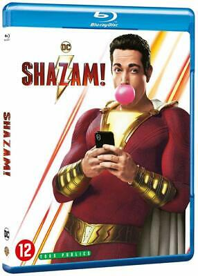 Shazam Dc Comics  Blu Ray  Neuf Sous Cellophane