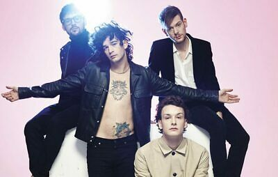 The 1975 Melbourne Ticket Margaret Court Arena Sep 20 Tickets Soldout Below Cost