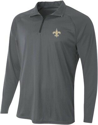 5a865bff NEW ORLEANS SAINTS Jersey Shirt Womens Large NFL Team Apparel V Neck ...