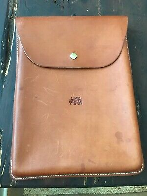 BEST MADE Leather Document Case (GFELLER)