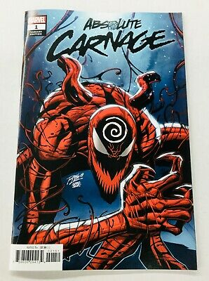 ABSOLUTE CARNAGE #1 Ron Lim VARIANT MARVEL COMICS 2019 NM