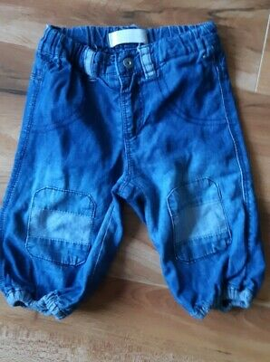 Name It Boys Girls Denim Style Trousers Age 3-6 Months