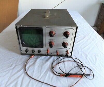 Vintage Bell & Howell Schools Oscilloscope DeVry Institute of Technology