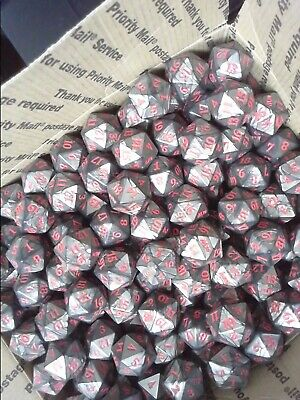 Lot of 20x D20 Oversized Spindown Core 2020 Dice LOW PRICE!!!