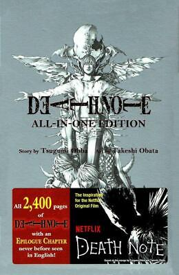 Death Note Slipcase All-in-One Edition